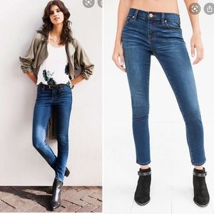 BDG Twig Mid Rise Skinny Jeans 26 Urban Outfitters
